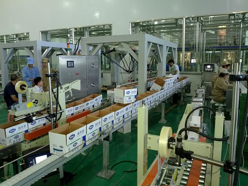 液态奶输送工程